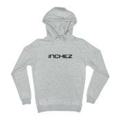 Inchez Classic Hoodie Grey Black