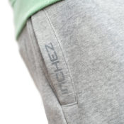 Roundnet Germany Jogger Grey Detail