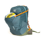 Inchez Backpack Rucksack mit Ball