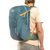 Inchez Backpack Rucksack getragen