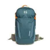 Inchez Backpack Rucksack Front mit Flossen