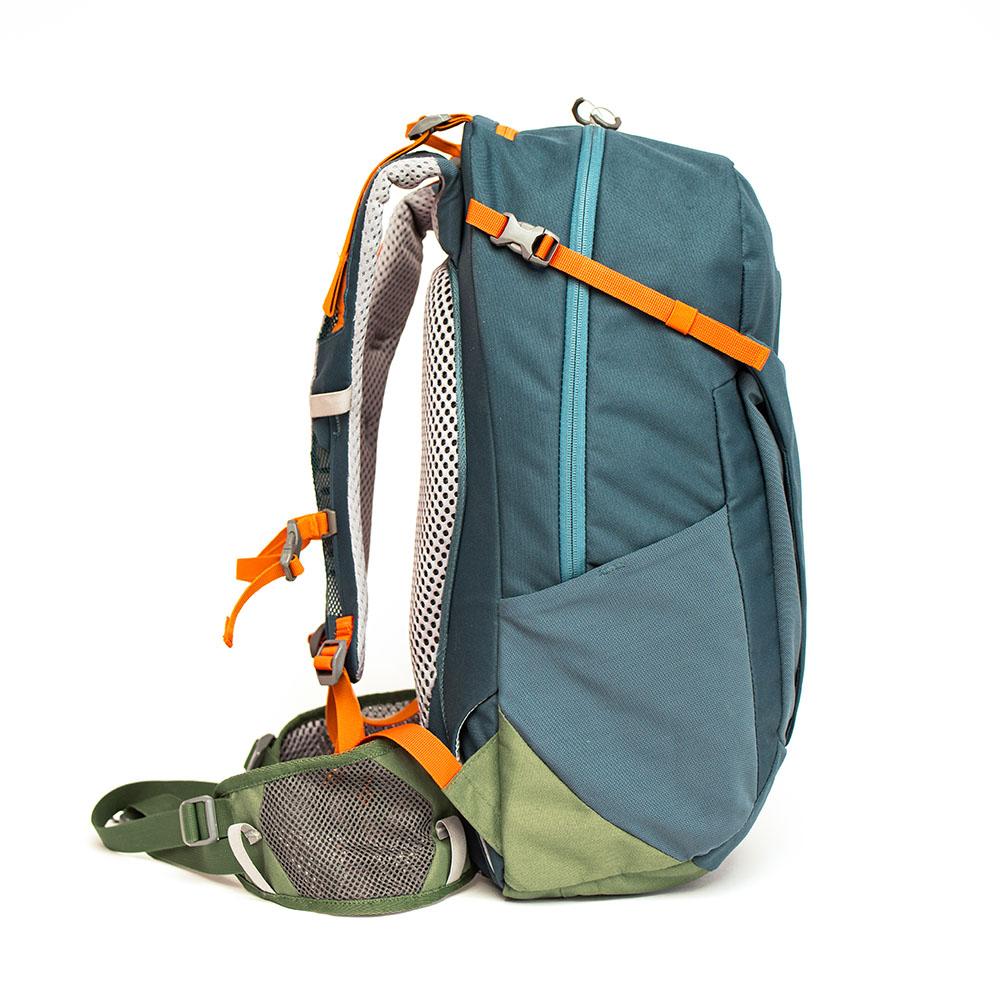 Inchez Backpack Rucksack Seite