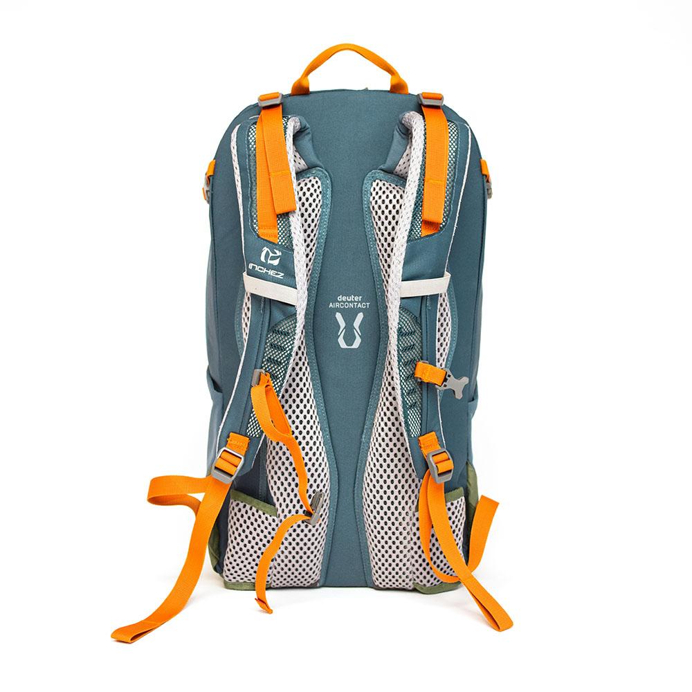 Inchez Backpack Rucksack Rueckseite