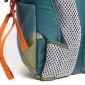 Inchez Backpack Rucksack verstaubare Flossen